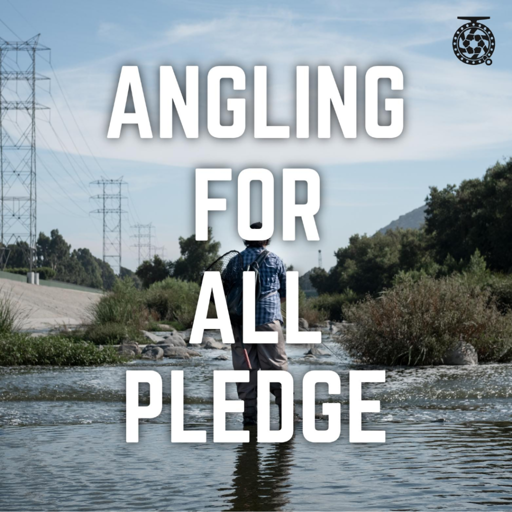 BFF - Angling For All Pledge